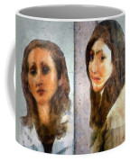 Two Women Coffee Mug