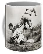 Ty Cobb Gets A Triple Coffee Mug