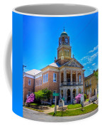 Tyler County Courthouse Coffee Mug