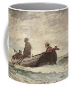 Tynemouth Priory Coffee Mug