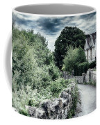typical old English village Coffee Mug by Ariadna De Raadt