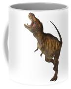 Tyrannosaurus Rex Profile Coffee Mug