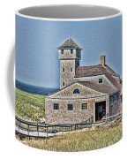 U S Lifesaving Station Coffee Mug