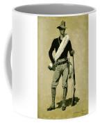 U. S. Soldier, Spanish-american War Coffee Mug