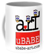uBABE Art Wave Coffee Mug