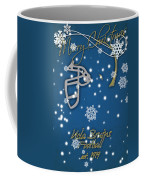 Ucla Bruins Christmas Card Coffee Mug