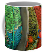 Ucluelet Fishing Nets Coffee Mug