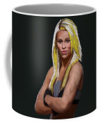 Ufc Fighter Paige Van Zant Coffee Mug
