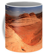 Ufo In Coyote Buttes Coffee Mug