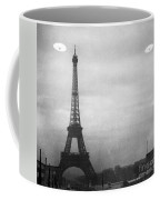 Ufo: Paris Coffee Mug