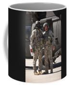Uh-60 Black Hawk Crew Chiefs Coffee Mug