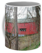 Uhlerstown Covered Bridge Coffee Mug