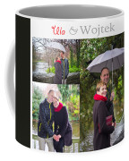Ula And Wojtek Engagement 1 Coffee Mug