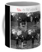 Ula And Wojtek Engagement 3 Coffee Mug