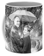 Ula And Wojtek Engagement 7 Coffee Mug