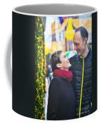Ula And Wojtek Engagement 9  Coffee Mug