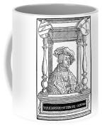 Ulrich Von Hutten, German Poet Coffee Mug