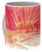 Uluru Lightning Coffee Mug