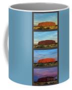 Uluru Sunset Coffee Mug