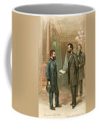 Ulysses S. Grant With Abraham Lincoln Coffee Mug