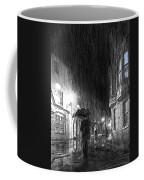 Umbrella Man I Coffee Mug