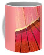 Umbrella Sunrise Coffee Mug