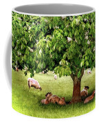 Umbrella Tree Coffee Mug