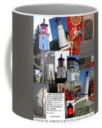 Umpqua River Lighthouse Collection Coffee Mug