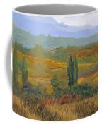 un altro pomeriggio in Toscana Coffee Mug by Guido Borelli