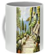 Un Canarino Coffee Mug by Guido Borelli