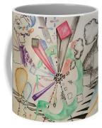 Unbalanced Dragon Coffee Mug