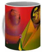 Unbalanced-the Source Of Violence Coffee Mug