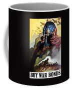 Uncle Sam - Buy War Bonds Coffee Mug