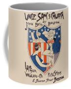 Uncle Sam's Church Coffee Mug