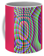 Uncollared Colors Three Coffee Mug
