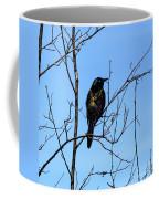 Uncommon Grackle Coffee Mug