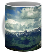 Uncompahgre Colorado Alpine Coffee Mug