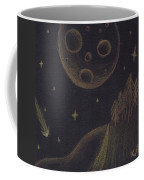 Under Alien Atars Coffee Mug