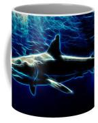 Under Blue Sea Coffee Mug