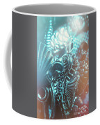 Under Blue Seas Coffee Mug