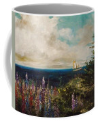 Under Full Sail Coffee Mug