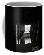 Under Santa Monica Pier Coffee Mug