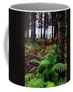 Under The Alaskan Trees Coffee Mug