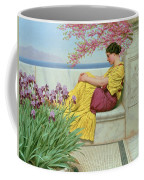 Under The Blossom That Hangs On The Bough Coffee Mug