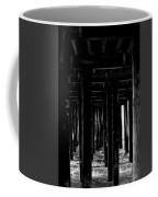 Under The Boardwalk Coffee Mug