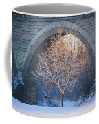 Under The Bridge, A Winter's Song Coffee Mug