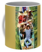 Under The Bridge Vietnamese Smiles  Coffee Mug