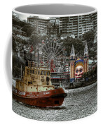 Under The Bridge Coffee Mug by Wayne Sherriff