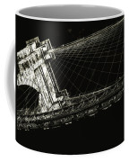 Under The Brooklyn Tower Coffee Mug