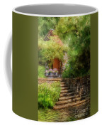 Under The Crepe Myrtle Tree Coffee Mug